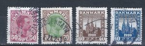 DENMARK  USED GROUP SCV $24.00 STARTS AT A VERY LOW PRICE!