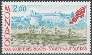 Monaco #1631 MNH VF (SU2492)