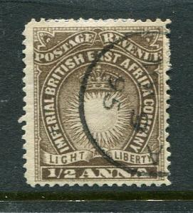 British East Africa #14b Used Accepting Best Offer