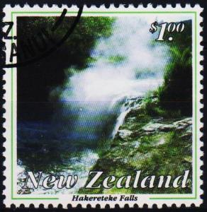 New Zealand. 1993 $1 S.G.1733  Fine Used