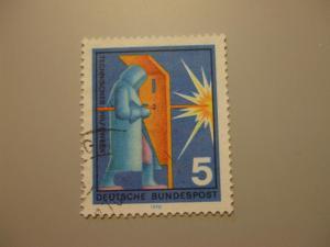 Germany #1022 used