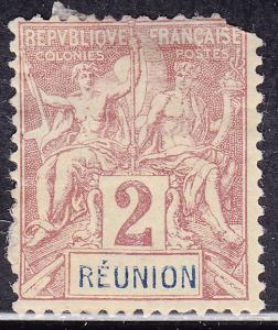 Reunion 35 USED 1892 Navigation and Commerce