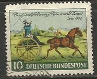 GERMANY 692 VFU X693