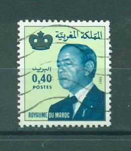 Morocco sc# 512 used cat value $.25