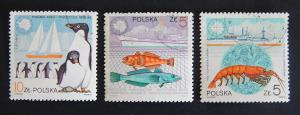 Poland, Fish, series, 1987, (102(IR))