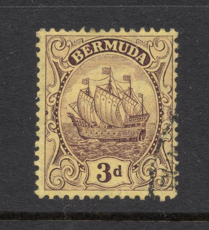 Bermuda #45 Violet Yellow - Light Cancel