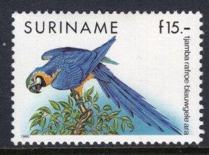 Suriname 730 Bird MNH VF
