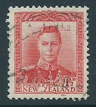 New Zealand SG 608  Used