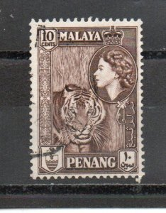 Malaya - Penang 50 used (A)