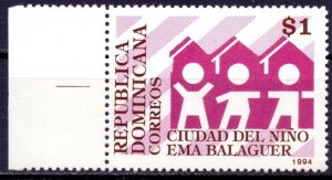 Dominican Republic. 1994. 1708. school kids. MNH.