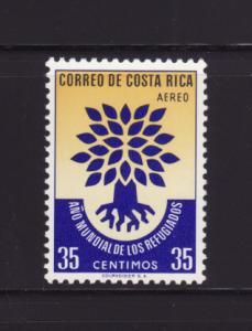 Costa Rica C291 MNH World Refugee Year