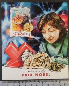 Djibouti 2016 nobel prize dalai lama peace may-britt moser medicine rats