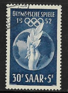 SAAR, B90, USED, OLYMPIC 1952
