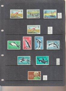 FALKLAND ISLANDS 1979-1980 SETS  UMM/MM/USED MIX UNCHECKED