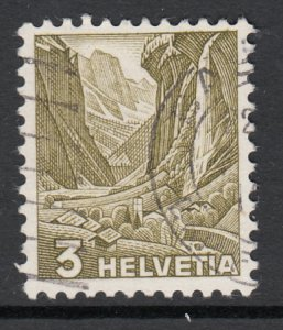 Switzerland 227a Used VF