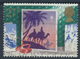 Great Britain SG 1416  Used   - Christmas