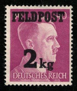 Deutsches Reich, Feldpost 2kg/40Pfg (RT-671)