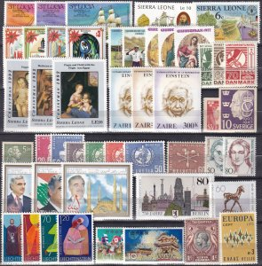 Worldwide  Lot-  Mint Never Hinged (Z5097)