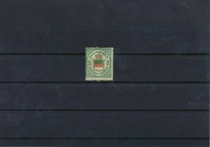 Heligoland 1875 Mounted Mint 3pf Stamp Ref: R5952