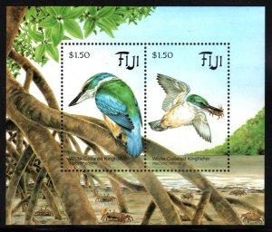 Fiji # 711a-b ~ Souvenir Sheet ~ Mint, NH