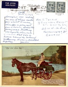 Ireland, Picture Postcards