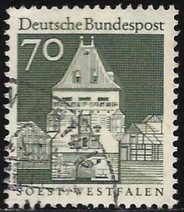 Germany 1967 Scott# 945 Used