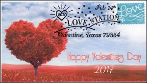 17-036, 2017, Valentines Day, Valentine TX, Love, Pictorial