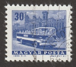 Hungry, Scott#1509, Magyar Posta, used, Hr, #MP-1509