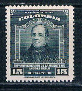 Colombia 541 MLH Andres Bollo (C0091)