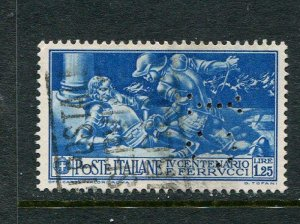 Italy #245 Used