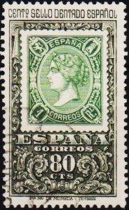 Spain. 1965 80c S.G.1749 Fine Used