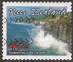 New Zealand  Scott 1799   Used