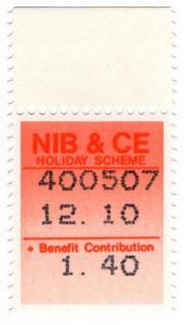 (I.B) Cinderella : Building & Civil Engineering Holidays £1.40 (N Ireland)