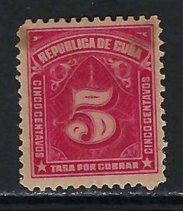 CUBA J10 MOG TONING N868