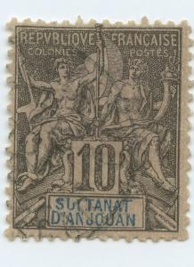 Anjouan Scott 5 Used