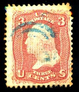 U.S. #88 USED
