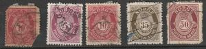 Norway Used Lot #7