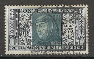 COLLECTION LOT # 5415 ITALY #277 1932 CV+$40