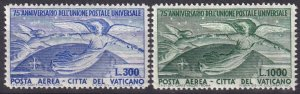 Vatican City #C18-19   F-VF Unused CV $180.00 (Z6896)