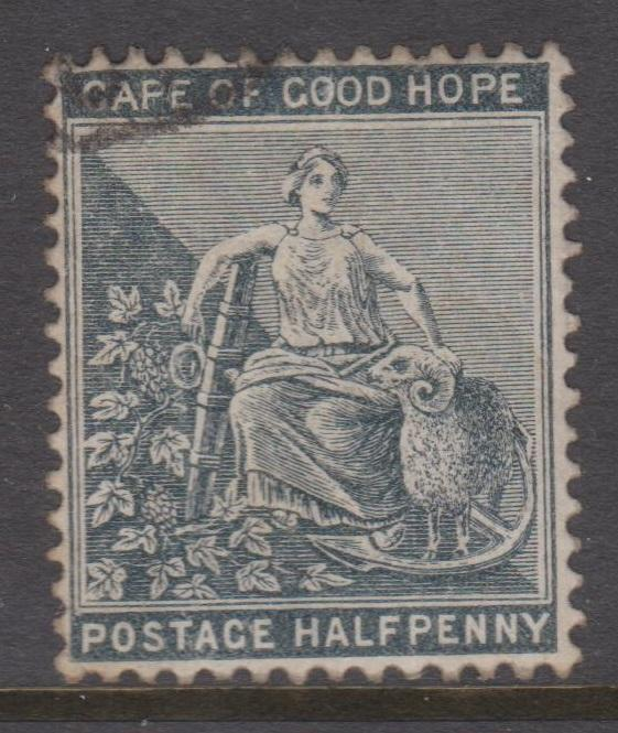Cape of Good Hope Sc#41 Used