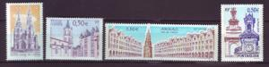 J20460 Jlstamps 2003 france set mnh #2963-6 tourism