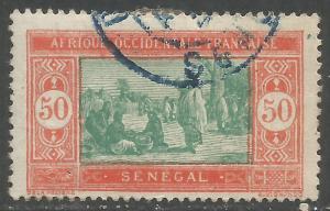 SENEGAL 105 VFU Z139-2