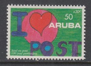Aruba B29 MNH VF