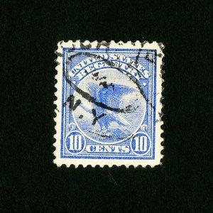 US Stamps # F1 Jumbo Used Gem