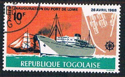 Togo 642 Used Ships (BP1243)