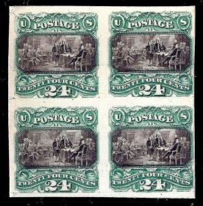 U.S. 120P4 Blk/4 Fresh (32417)