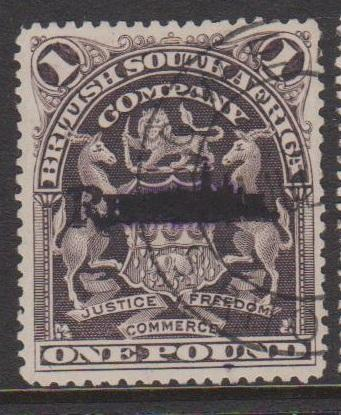 Rhodesia Sc#99 Used
