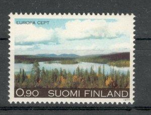 FINLAND-MNH** SET-EUROPA CEPT-1977.
