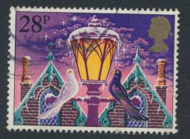 Great Britain SG 1234 - Used - Christmas