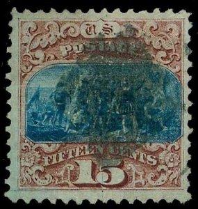 U.S. 1869 ISSUE 118  Used (ID # 81548)